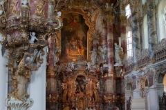 Wallfahrtskirche in der Wies