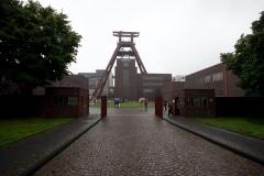 Zeche Zollverein und Kokerei Zollverein in Essen